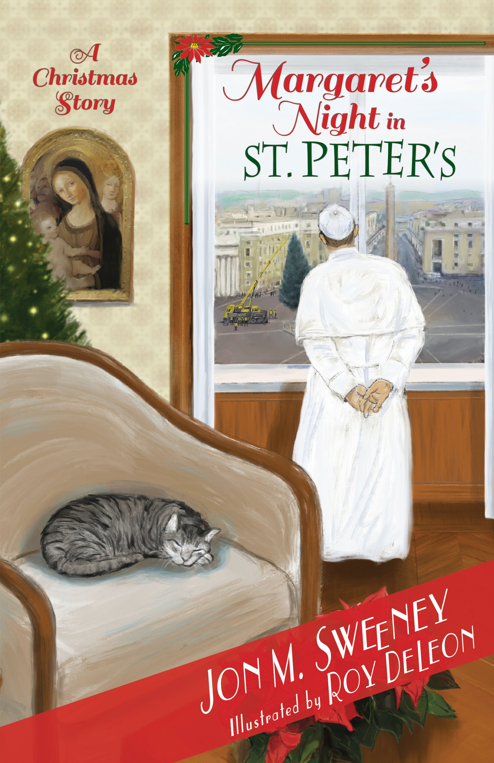 Margaret's Night in St Peter's